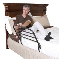 SRX8050 - Stander30 Safety Bed Rail - Pivoting Bed Rail & Bed Handle