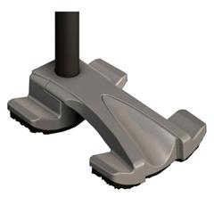 SRX8180 - Able Life - Universal Tru-Stride Quad Cane Tip
