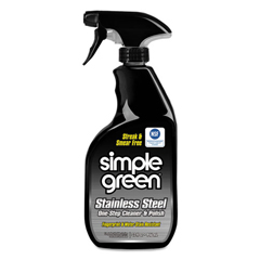 SPG18300 - simple green® Stainless Steel One-Step Cleaner & Polish