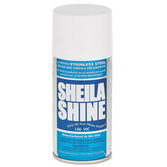 SSISSCA10 - Sheila Shine Stainless Steel Cleaner & Polish