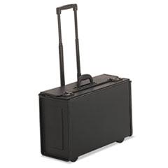 STB251622BLK - STEBCO Tufide® Classic Catalog Case on Wheels
