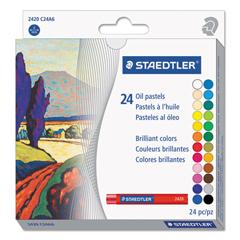STD2420C24A6 - Staedtler® Oil Pastels