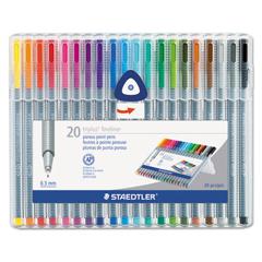 STD334SB20A6 - Staedtler® triplus® Fineliner Marker
