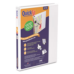 STW87000 - Stride Quick Fit® D-Ring View Binder