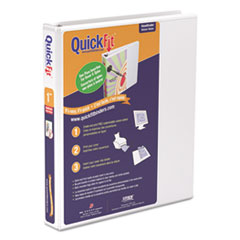 STW87010 - Stride Quick Fit® D-Ring View Binder