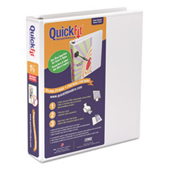 STW87020 - Stride Quick Fit® D-Ring View Binder