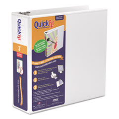 STW87050 - Stride Quick Fit® D-Ring View Binder