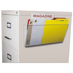 STX70325U06C - Storex Unbreakable Magnetic Wall File