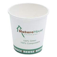 SVAC010 - Savannah Supplies Inc. Paper/PLA Hot Cups