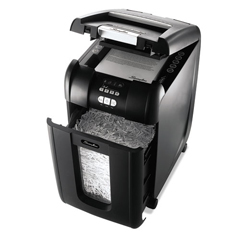 SWI1703092 - Swingline® Stack-and-Shred™ 300XL Super Cross-Cut Shredder Plus Pack