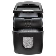 SWI1758571 - Swingline® Stack-and-Shred™ 100M Micro-Cut Shredder