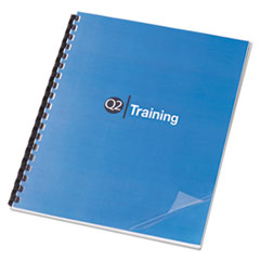 SWI2000041 - Swingline™ Clear View™ Presentation Covers for Binding Systems