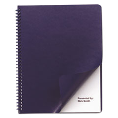 SWI2001711 - Swingline™ Leather-Look Presentation Covers for Binding Systems