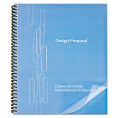 SWI2514477 - Swingline™ ProClick® Pre-Punched Presentation Covers