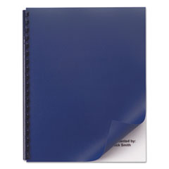SWI2514494 - Swingline™ Opaque Plastic Presentation Covers for Binding Systems