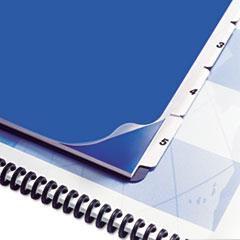 SWI25160 - Swingline™ Numbered Index Tabs