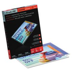 SWI3200599 - Swingline™ Fusion™ EZUse™ Premium Laminating Pouches