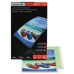 SWI3740473 - Swingline™ Fusion™ EZUse™ Premium Laminating Pouches