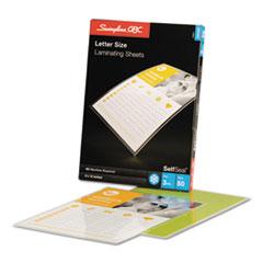 SWI3747307 - Swingline™ SelfSeal™ Clear Laminating Pouches