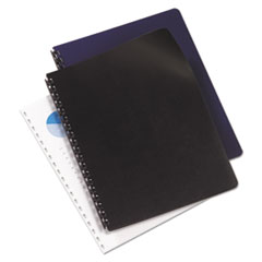 SWI9742490 - Swingline™ GBC® Leather-Look Presentation Covers for Binding Systems