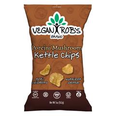 SXP859941005816 - Rob's BrandsPorcini Mushroom Kettle Potato Chips
