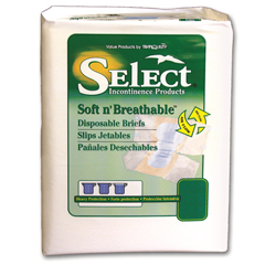 MON14403110 - PBESelect® Soft n Breathable Disposable Briefs