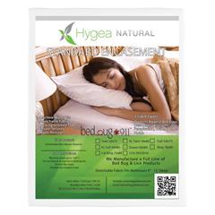 BBGSTDC-1002 - Hygea NaturalStandard Bed Bug Mattress Cover- XL Twin Size