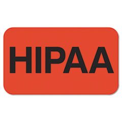 TAB07190 - Tabbies® HIPAA Labels