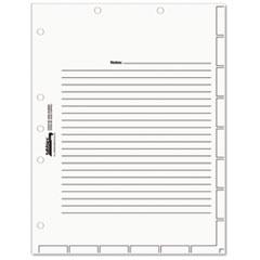 TAB54520 - Tabbies® Medical Chart Index Divider Sheets