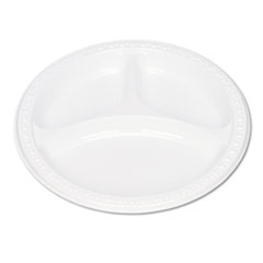 TBL19644WH - Tablemate® Plastic Dinnerware