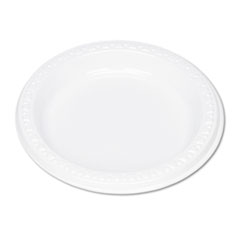 TBL6644WH - Tablemate® Plastic Dinnerware