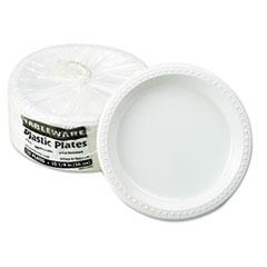 TBLTM10644WH - Tablemate® Plastic Dinnerware