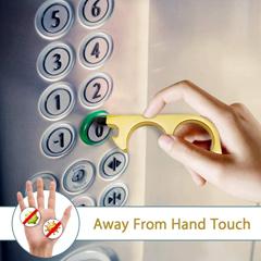 PTCTBN202749 - WeCare - WeCare No-Touch Door Opener/Closer, Button Presser Key Tool