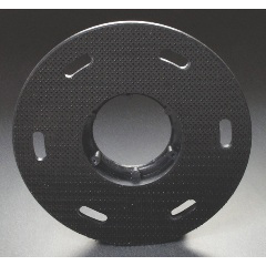 TCNDS20 - TornadoPiranha Dual Speed Pad Holder with Clutch Plate and Riser