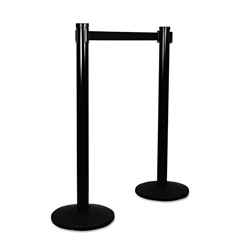 TCO11611 - Tatco Adjusta-Tape Crowd Control Posts and Bases
