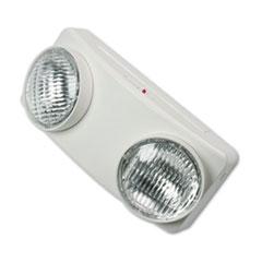 TCO70012 - Tatco Swivel Head Twin Beam Emergency Lighting Unit
