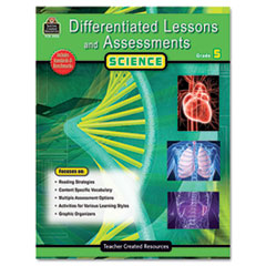 TCR2925 - Teacher Created Resources Differentiated Lessons