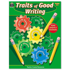 TCR3587 - Teacher Created Resources Traits of Good Writing