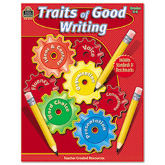 TCR3593 - Teacher Created Resources Traits of Good Writing