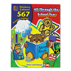 TCR4229 - Teacher Created Resources Sticker Books