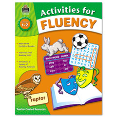 TCR8050 - Teacher Created Resources Activities For Fluency