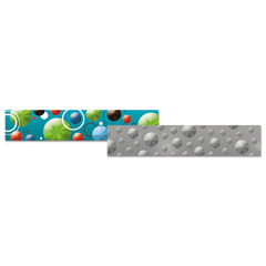 TCR9596 - Teacher Created Resources Holographic Border Trim Set