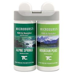 TEC3485950 - Rubbermaid Commercial Microburst Duet Refills