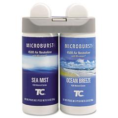 TEC3485951 - Rubbermaid Commercial Microburst Duet Refills