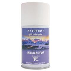 TEC4012461 - Rubbermaid Commercial Microburst 9000 Air Freshener Refill
