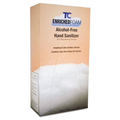 TEC750592 - Rubbermaid Commercial Manual Foam Alcohol-Free Hand Sanitizer Refill