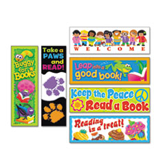 TEPT12906 - TREND® Bookmark Combo Packs