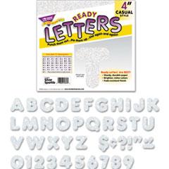 TEPT1613 - TREND® Ready Letters® Sparkles Letter Set