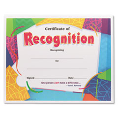 TEPT2965 - TREND® Colorful Classic Certificates