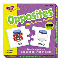 TEPT36004 - TREND® Fun to Know® Puzzles